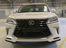 LEXUS 570 LX 2020 FOR EXPORT ONLY