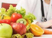 أحصائية تغذية وحميات
