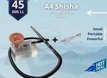 A4 shisha