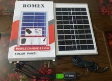 لوح طاقة شمسة 5 واط