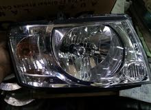 Nissan patrol super safari 2 xenon headlight laser