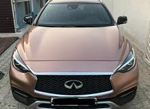 very clean 2018 full option infiniti qx30 for sale
