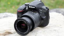 كاميرا نيكون جديد Nikon 3400d