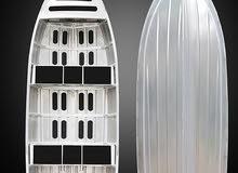 Brand New Aluminum Boat / قارب ألومنيوم جديد