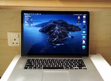 MacBook Pro 15 i7 16GB 512GB