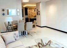 3 BR + Maid Room Spacious Fully Furnished Luxury Apartment for Rent in Fontana Juffair.