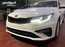 للبيع كيا اوبتيما 2020 زيرو ضمان الدولية محرك 2400
