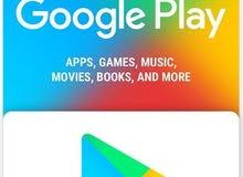 عروض بطاقات Google play بافضل سعر