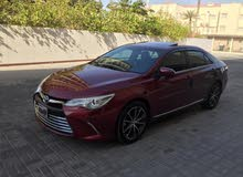 Toyota CAMRY XSE 2017تويوتا كامري
