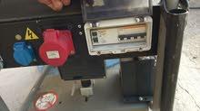 مولد كهرباء ألماني ديزل 7.5 kva بحاله الوكاله