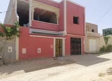 منزل في حي الطياري المحمدية بن عروس