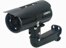 كاميرات مراقبة 2مبجا بكسل وساعات دوام بصمة واجهزة انذار