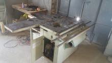 مكينه مجموعه يطالي 5×1 نجاره مستخدم نضف كهرباء 3فيز
