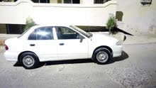 Hyundai Accent 1998 For sale - White color