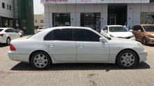 White Lexus LS 2003 for sale