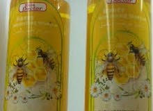 شامبو مرطب بالعسل