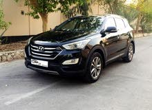 Hyundai Santa fe Model 2016