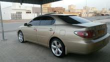 Gasoline Fuel/Power   Lexus ES 2002