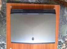 Alinware laptop تم تخفيض السعر