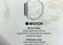 Apple Watch sale serious 1 42 mm please call 583279353