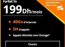 forfait orange
