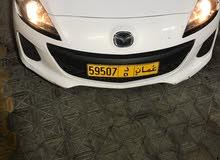 Mazda 3 car for sale 2012 in Ibra city
