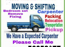 Shifting Moving Transportation service