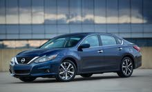 Nissan Altima 2018 For sale - Blue color