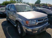 For sale 2002 Grey 4Runner