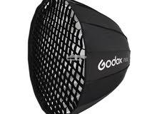 للبيع لاستوديو التصوير Godox Parabolic 90cm p90L softbox