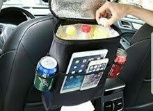 منظم كرسي سيارة ايس بوكس لحفظ الطعام والمشروبات القطعه ب 300 ج