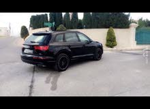 km mileage Audi Q7 for sale