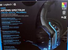 logitech g933 سماعة رأس