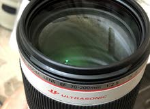 CANON EF lens 70-200mm f/2.8 L is II USM