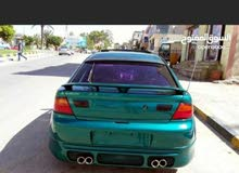 Turquoise Mazda 323 1997 for sale