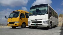 For a Day rental period, reserve a Toyota Coaster 2015