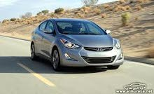 Hyundai Elantra car is available for a Day rent