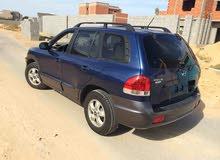 Blue Hyundai Santa Fe 2006 for sale