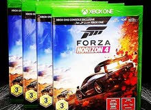 X Box one new game Forza Horizon 4