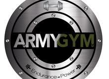 مطلوب موظفة مبيعات ل army gym