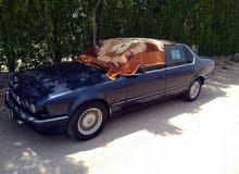 BMW 745 in Basra