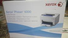 طابعه Xerox phaser 6000