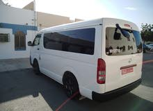 Toyota Hiace car for sale 2015 in Muscat city