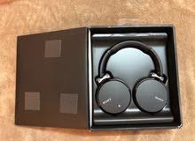 سماعة لاسلكية من سوني (اصلية) صوت مجسم عالي الوضوح MDR-XB950BT