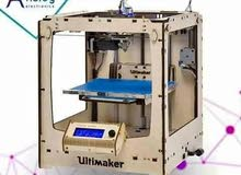 طابعه ultimaker original plus 3D-printe