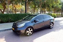 Kia Rio car for sale 2012 in Muscat city