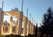 قطعة أرض للبيع... الهاشمية شارع الفيحاء ع 170 متر واجهة ع الرئيسي