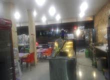 مطعم مشاوي و حمص وفلافل تصميم جديد