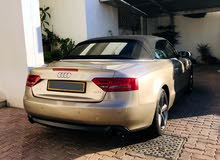Audi A5 Convertible - Expat lady driven