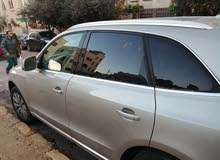Audi Q5 car for sale 2013 in Amman city